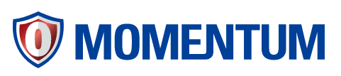 Momentumロゴ